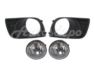 New Fog Light Trim Lamp Passenger Right Side RH Hand TO1039157 814810C021