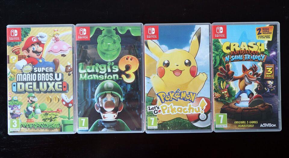Div., Nintendo Switch, Nintendo Switch