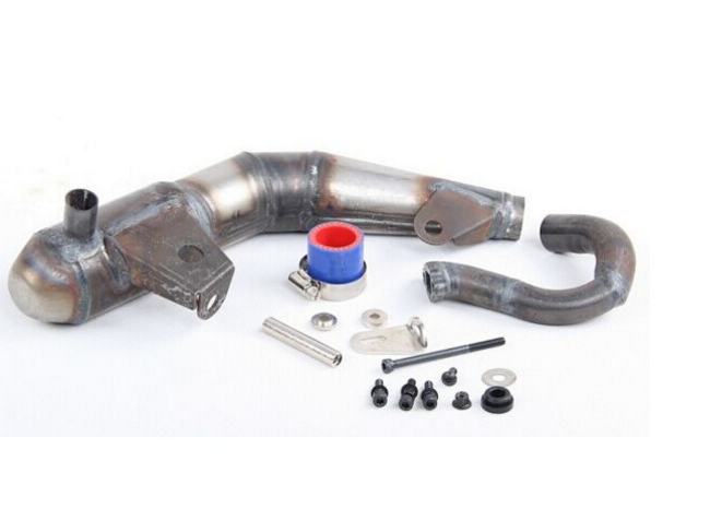 LT silent pipe For 1/5 Losi 5ive T RC CAR PARTS
