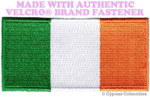 IRELAND-FLAG-PATCH-IRISH-EMBROIDERED-REPUBLIC-EMBLEM-w-VELCRO-Brand-Fastener