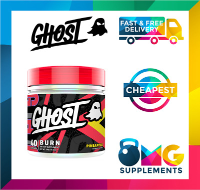 ghost fat burner