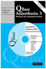 Qbase Anaesthesia: Volume 3, MCQs in Medicine for the FRCA: MCQs in Medicine for