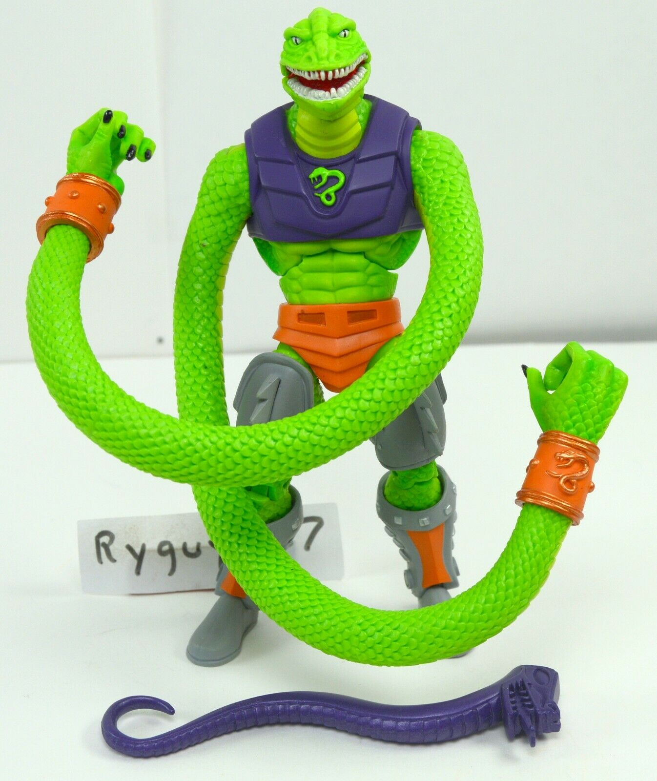 MOTUC, Sssqueeze, cifra, Masters of the Universe Universe Universe classeics, completare, Snake Men 503046