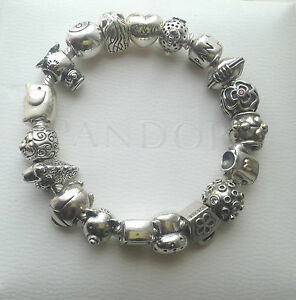 Genuine-Authentic-Pandora-Discontinued-Charm-Collection-Rare-amp-Retired
