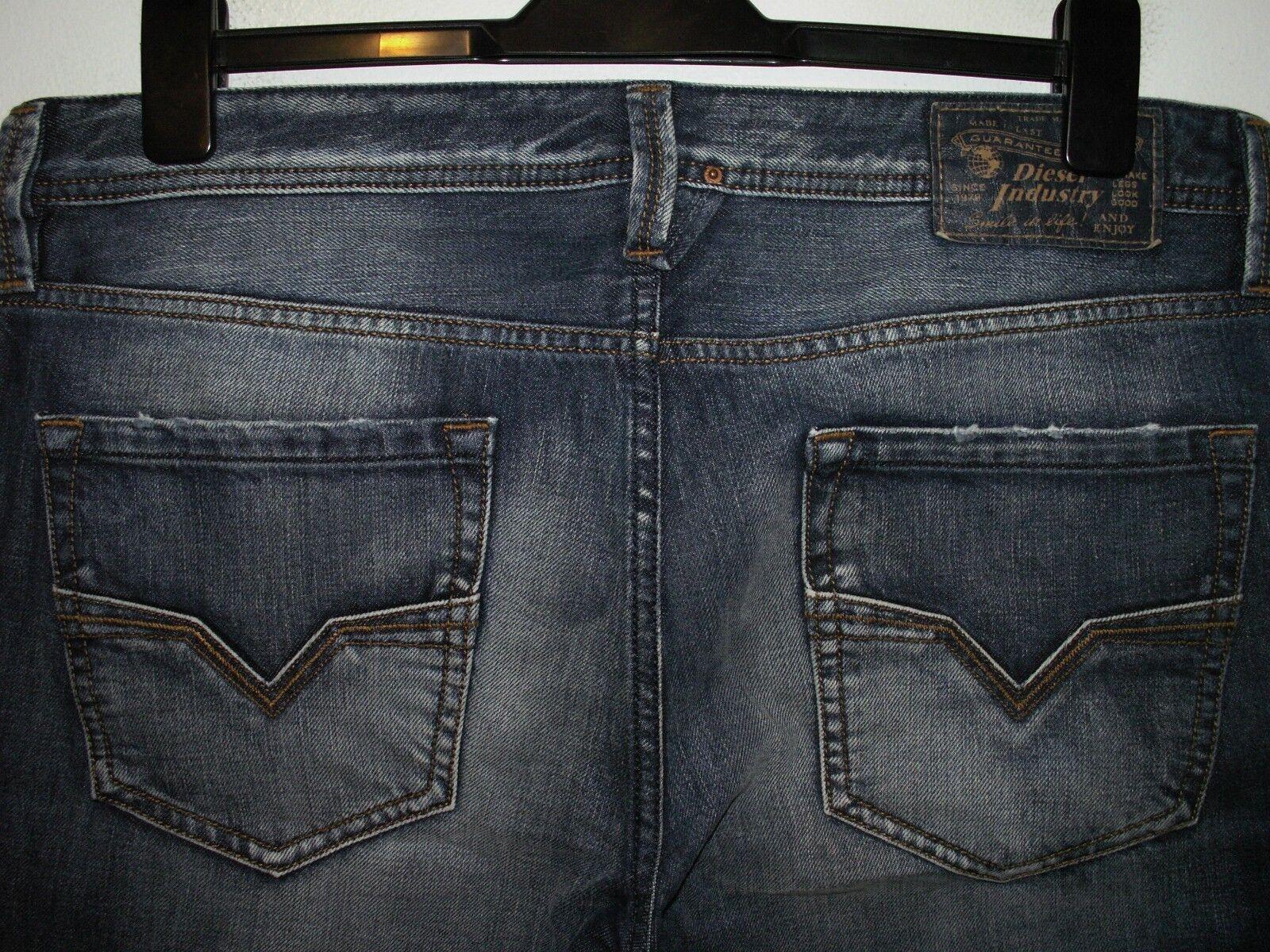 Diesel larkee regular-straight fit jeans wash 0885R W34 L30 (a626)