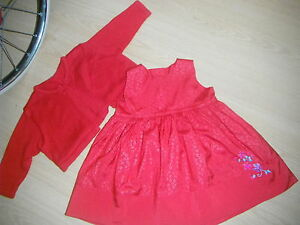 dress and cardigan  mamps 36 months - <span itemprop='availableAtOrFrom'>bellshill, North Lanarkshire, United Kingdom</span> - dress and cardigan  mamps 36 months - bellshill, North Lanarkshire, United Kingdom