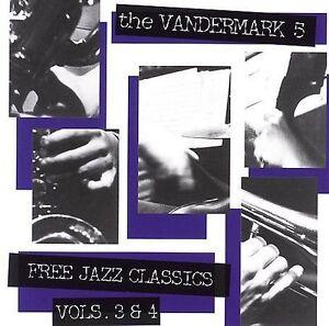 Free-Jazz-Classics-Vols-3-4-by-Ken-Vandermark-Vandermark-5-2-CDs-Atavistic
