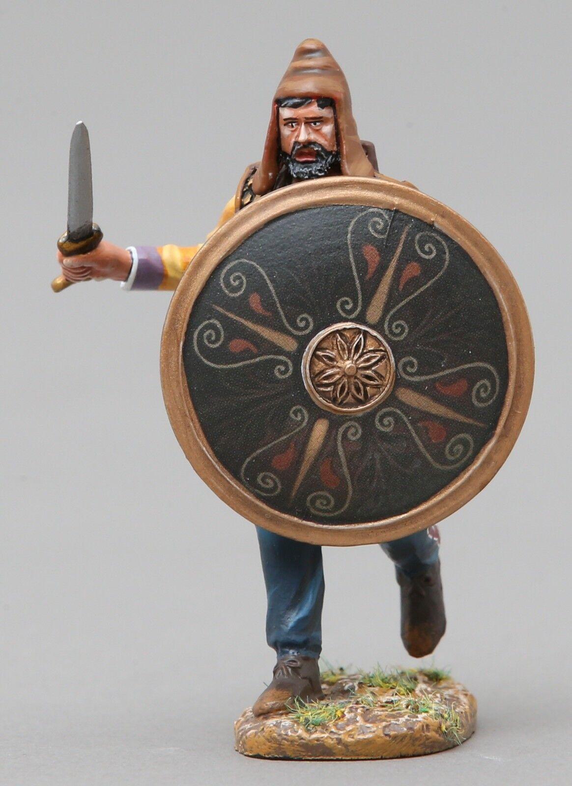 THOMAS GUNN ANCIENT GREEKS /& PERSIANS XE015C IMMORTAL KICKING BROWN SHIELD MIB