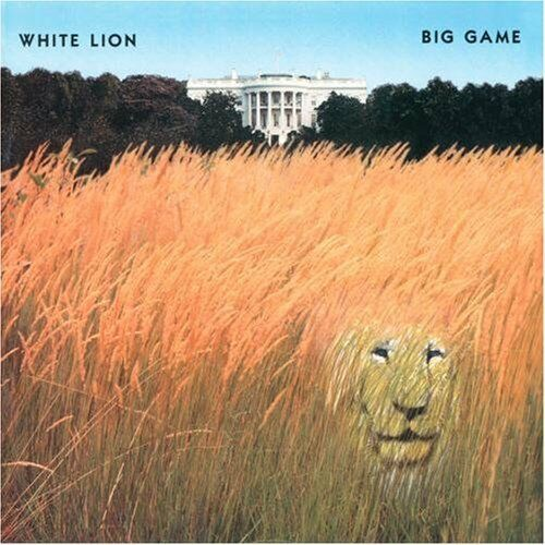 1 of 1 - White Lion - Big Game [New CD] Manufactured On Demand