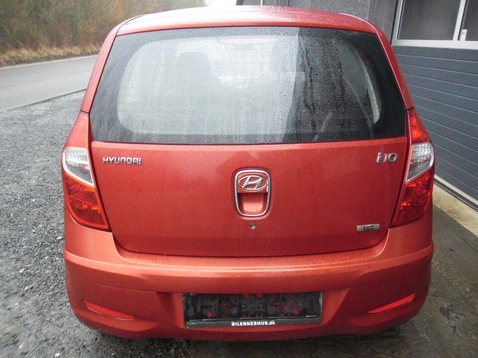 Hyundai i10 1,2 Comfort Benzin modelår 2012 km 206000