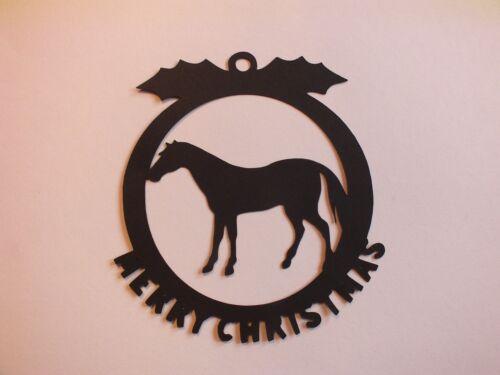 9 Feliz Navidad Bolas caballos Mix o partido para elaboración de Tarjetas 160gsm Cartulina