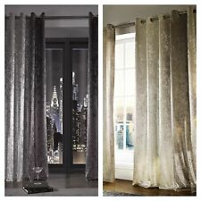 Kylie Minogue Grazia Oyster Curtains 168x229cm SALE