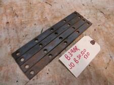 John Deere Radiator Core Bolt Hold Down Straps B398r B 50 520 530