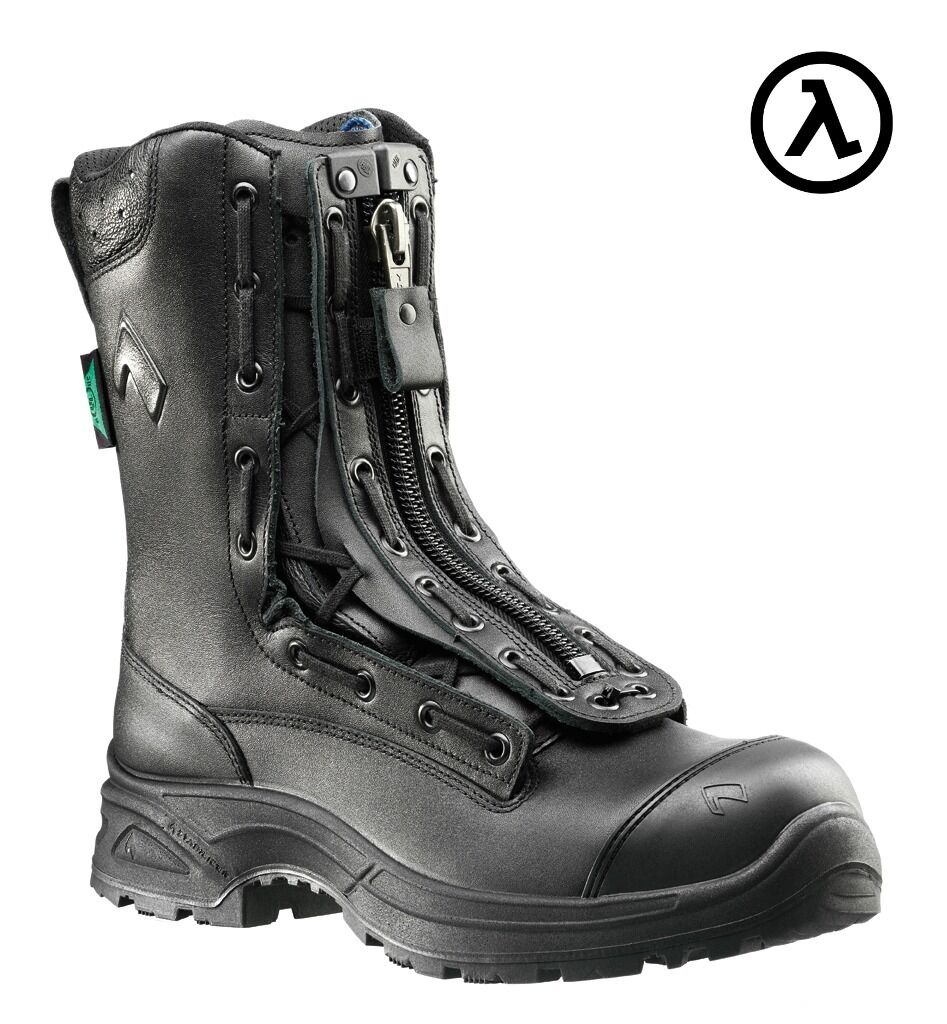 HAIX AIRPOWER XR1 WATERPROOF FIREFIGHTER EMS BOOTS 605113 * ALL SIZES - NEW