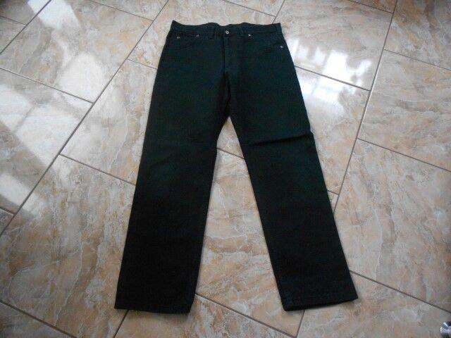 H7963 Lee  Jeans W36 L32 Schwarz Unifarben Sehr gut  | Internationale Wahl