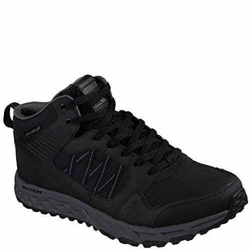 Skechers RR 51592 bkcc Skechers Mens Escape Plan Second Bite Zapatos al Aire Libre