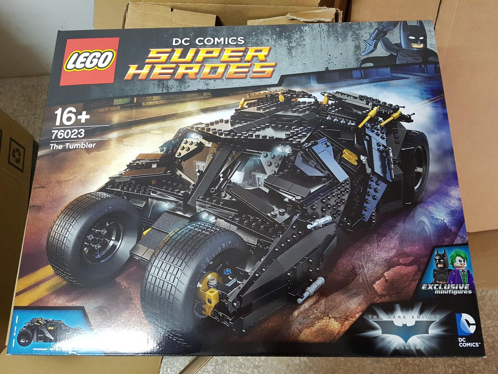 Lego 76023 Batman The Dark Knight The Tumbler - Nuovo sigillato Nuovo