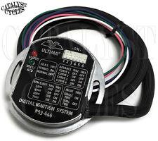Ultima 53-644 Programmable Ignition Module for Harley Evolution Models