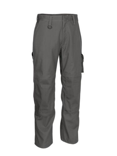 Pantaloni di lavoro Mascot Pantaloni Pittsburgh Grigio Antracite a lungo Pantaloni Federale taglia 48