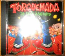 CD Torquemada – Je Suis A Vendre --- France Oi Punk Charge 69 Paris Violence