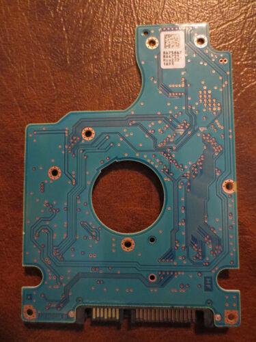 0A75647 DA4721/_ Hitachi HTS543216A7A384 MLC:DA3734 PN:0J11521 160gb  Sata PCB