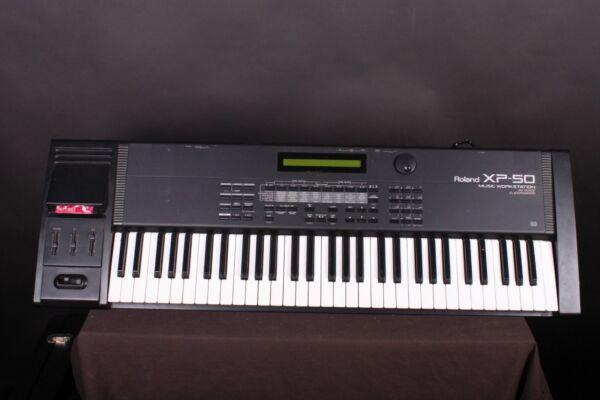 Best Roland Keyboard Workstation : roland xp 50 synthesizer keyboard music workstation xp50 181399 ebay ~ Hamham.info Haus und Dekorationen