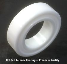 608 2RS Full Ceramic Ball Bearing ZrO2 8x22x7 mm