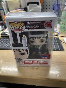 Funko Pop Animation #855 Junji Ito Souichi Crunchyroll NYCC Shared Exclusive