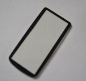 NIKON D200 Displayscheibe TOP LCD Ersatz Glas Glass LCD-GLAS Schutzglas