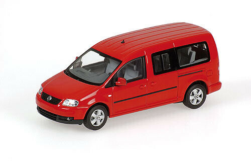 1 43 Volkswagen Caddy Maxi Shuttle 2007 1 43 • MINICHAMPS 400057000