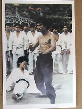 PHOTO BRUCE LEE COLLECTION N°  17 - OPERATION DRAGON