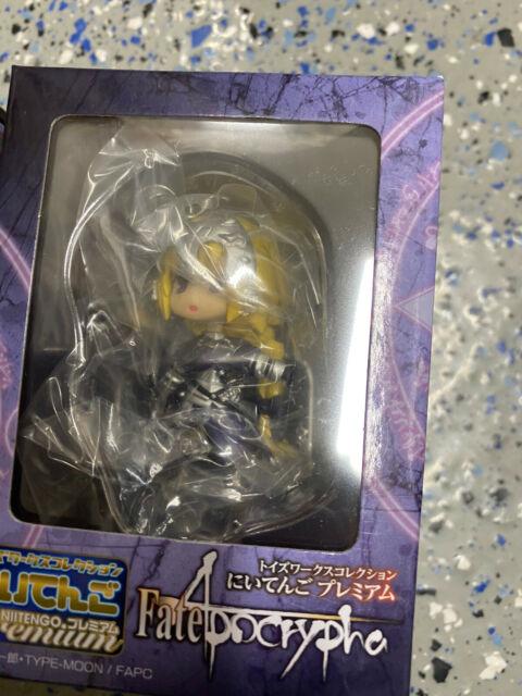 Chara-ani Fate//Apocrypha Black Faction Saber of Black Toysworks Collection Niitengo Premium Figure Chara Ani