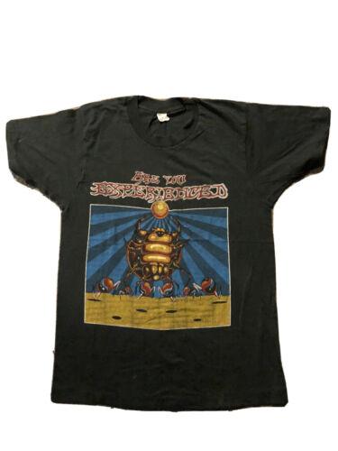 """Vintage Jimi Hendrix """"Tribute"""" T-Shirt RIP Are You"""
