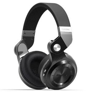 Neuf-Bluedio-T2S-Casque-Bluetooth-Sans-fil-Stereo-Ecouteur-avec-Microphone-Noir