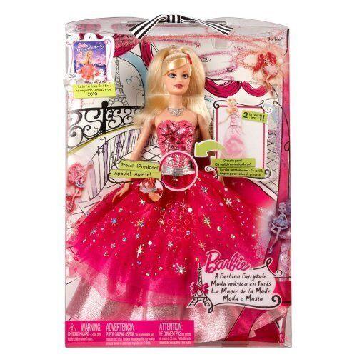 A Fashion Fairytale 2010 Barbie Doll For Sale Online Ebay