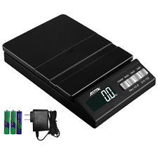 Acteck A Ce65 65lb X 01oz Digital Shipping Postal Scale Withac Amp Battery Black