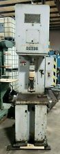 Denison Dlac25 Vertical Hydraulic 15 Ton C Frame Press 480v
