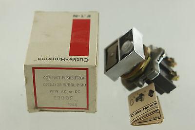 Eaton Cutler Hammer E30DG Compact Multi Function Pushbutton Light Unit NIB