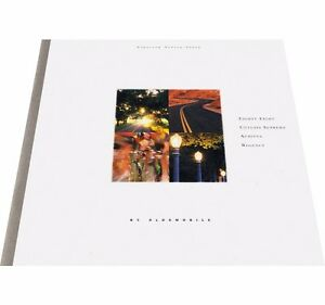 1997 Oldsmobile Regency 98 10-page Original Car Sales Brochure Catalog