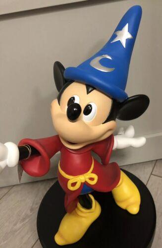 BIG Grosse FIGURINE MICKEY TOON STUDIO Disneyland Paris
