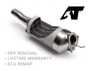 Audi A4 20 170 Tdi Full Dpf Removal Service Lifetime Warranty