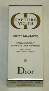 Dior-Capture-Youth-Collection-Matte-Maximizer-Age-Delay-Mattifying-Serum-1oz-NEW