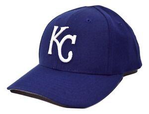 timeless design dde81 f6505 Details about Kansas City Royals PUMA Team Apparel MLB Team Logo Adjustable  Baseball Cap Hat