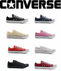 Convers Lo Top Mens Womens Unisex Low Tops Chuck Taylor Trainers Shoes