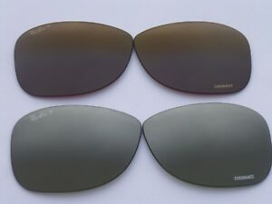1fa9741696 Image is loading New-RayBan-RB3543-Polarized-Mirror-Chromance -Replacement-lens-