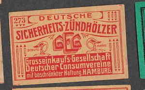 Ancienne étiquette Allumette Allemagne BN2139 Oiseau lW79Xchq-09093525-781867620