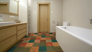 Fußbodenbelag Dicke ~ Pvc 8u20ac m² cv bodenbelag fliesen design bunt 2 meter breite dicke