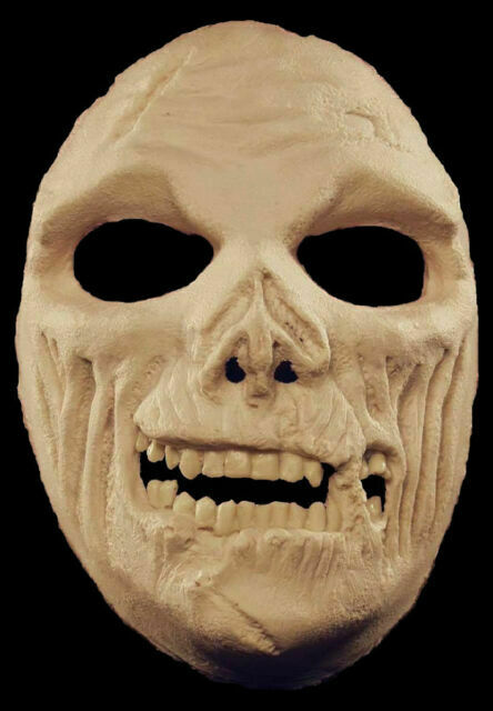 Scarecrow Face Foam Latex Prosthetic Theater Appliance