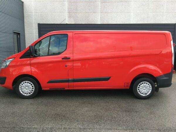 Ford Transit Custom 310L 2,2 TDCi 100 Trend Van - billede 1