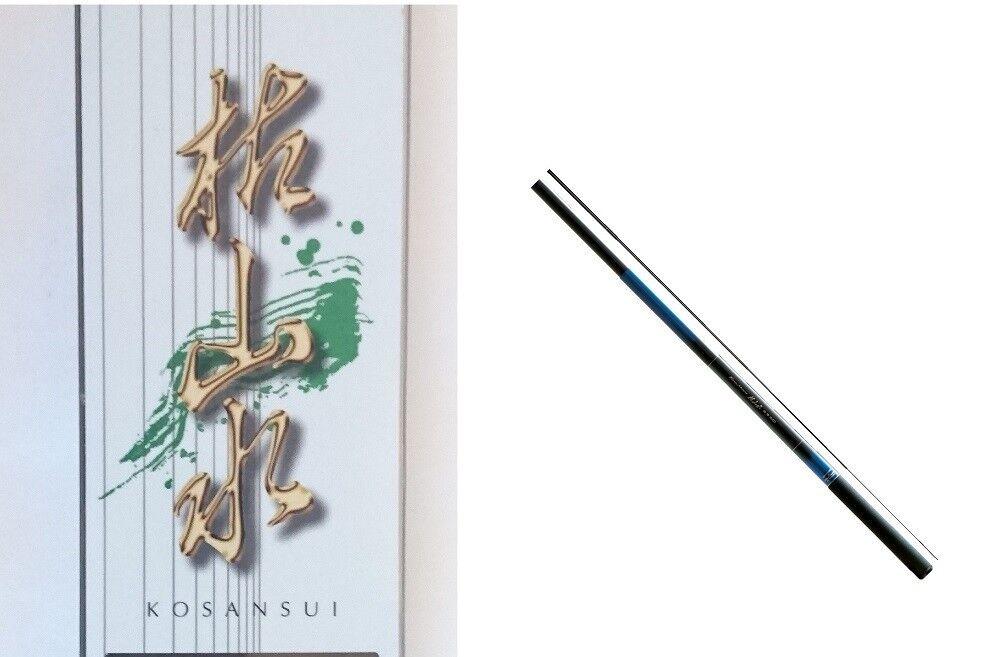 Nissin Fine Kosansui Mode Kosansui Fine Chouko 540 Made in Japan Tenkara 5412 cbfe4b